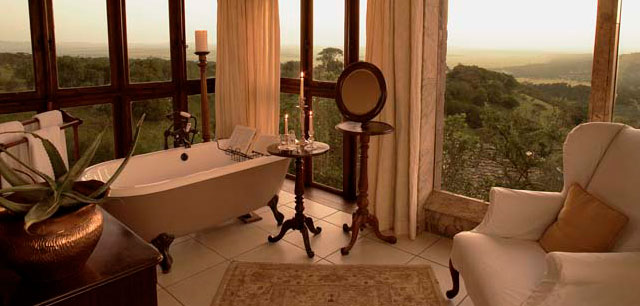 Singita Bathroom Interior